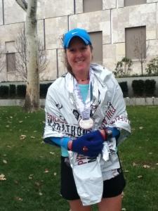 Philadelphia Marathon 2012